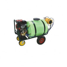 Дезустановка DS-160 с бензиновым двигателем
